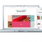 La web de FlorFruitsEventos en marcha