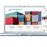 Lanzamos la web de Tucabi Container S.L.