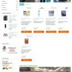 Rediseño web LaFarmaciaOnline responsive