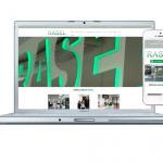 Lanzamos la web de Rasel Peluquerías
