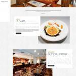 Diseño web Restaurante Guria Bilbao