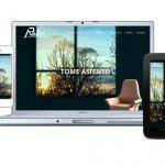 Diseño de la web de Reypro