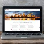 Rediseño página web Euroship