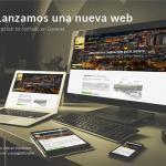 ¡El Olentzero le ha traído una nueva web a Argitech!