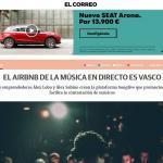 """""""El Airbnb de la música"""", según El Correo, ha sido hecho por Gurenet"""