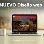 Diseño página web para Barra Sur