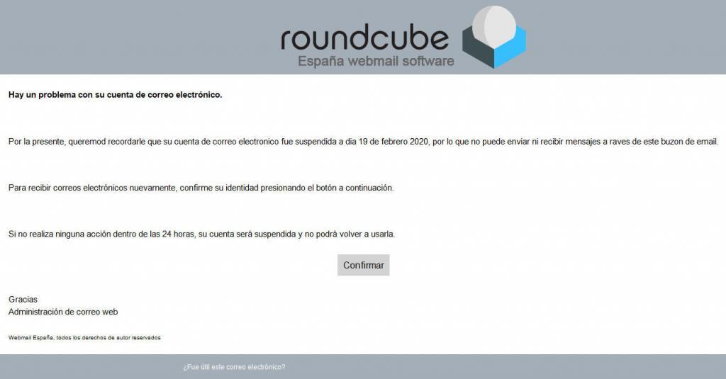 arsys-phishing-roundcube
